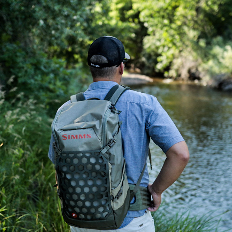Simms Gear Review